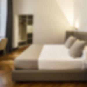 camera-doppia-letto-matrimoniale-guest-house-castello-milano