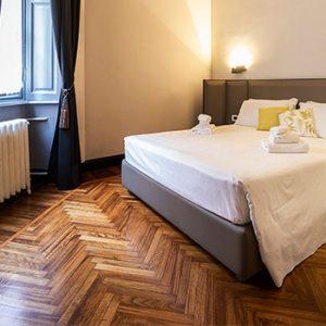 guest-house-castello-milano-camera