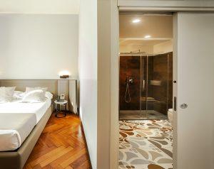 bagno-doccia-guest-house-castello-dove-dormire-a-milano